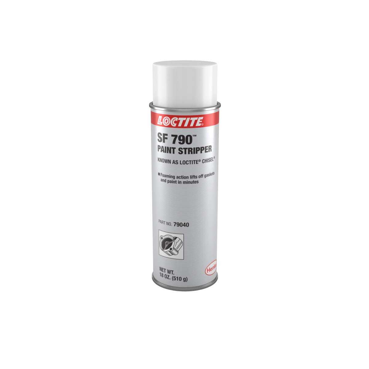Loctite SF 790 Gasket Remover