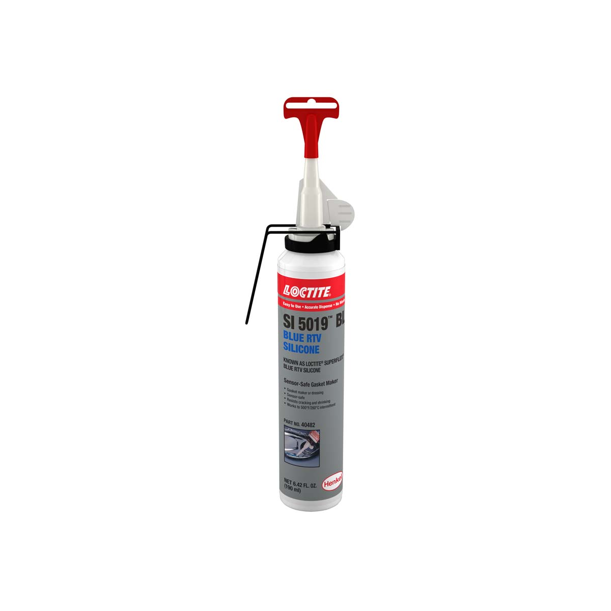 Superflex® Blue RTV, Silicone Adhesive Sealant