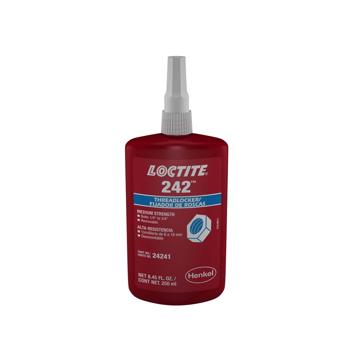 Loctite 242 Medium Strength Threadlocker