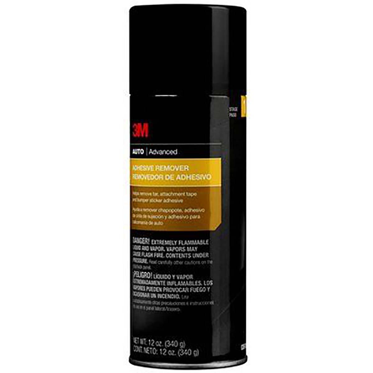 3M Adhesive Remover, 03618, 12 oz