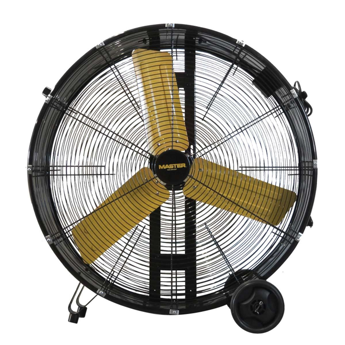 "(MAC-30W-DDF) MASTER 30"" High Capacity Direct Drive Drum Fan"