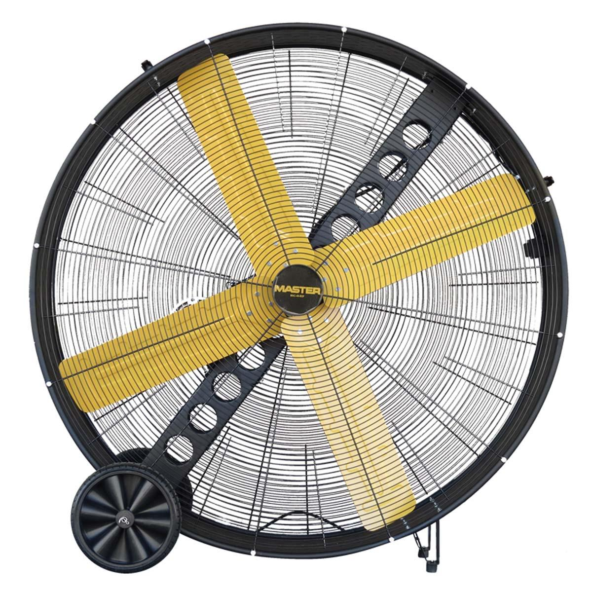 "MASTER 48"" High Capacity Belt Drive Drum Fan"