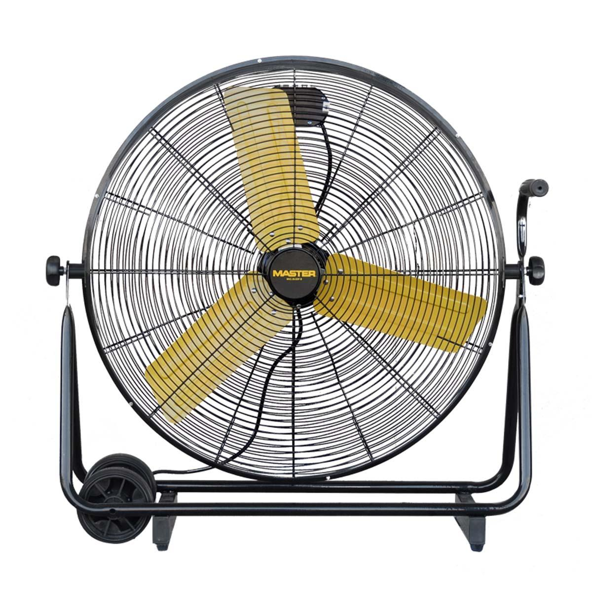 "(MAC-30-DDF-B) MASTER 30"" High Velocity TIltable Direct Drive Drum Fan"