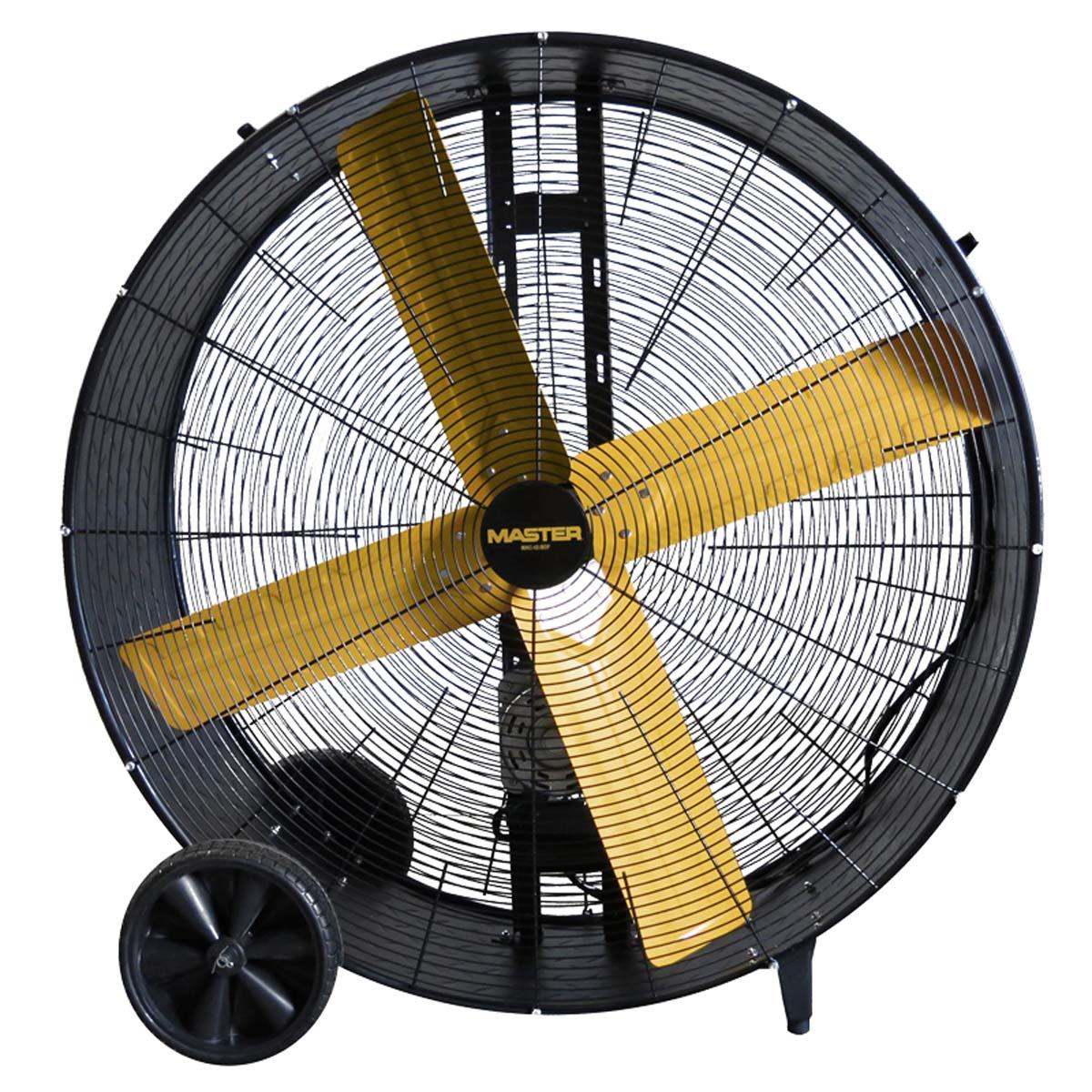 "(MAC-42-BDF) MASTER 42"" High Capacity Belt Drive Drum Fan"