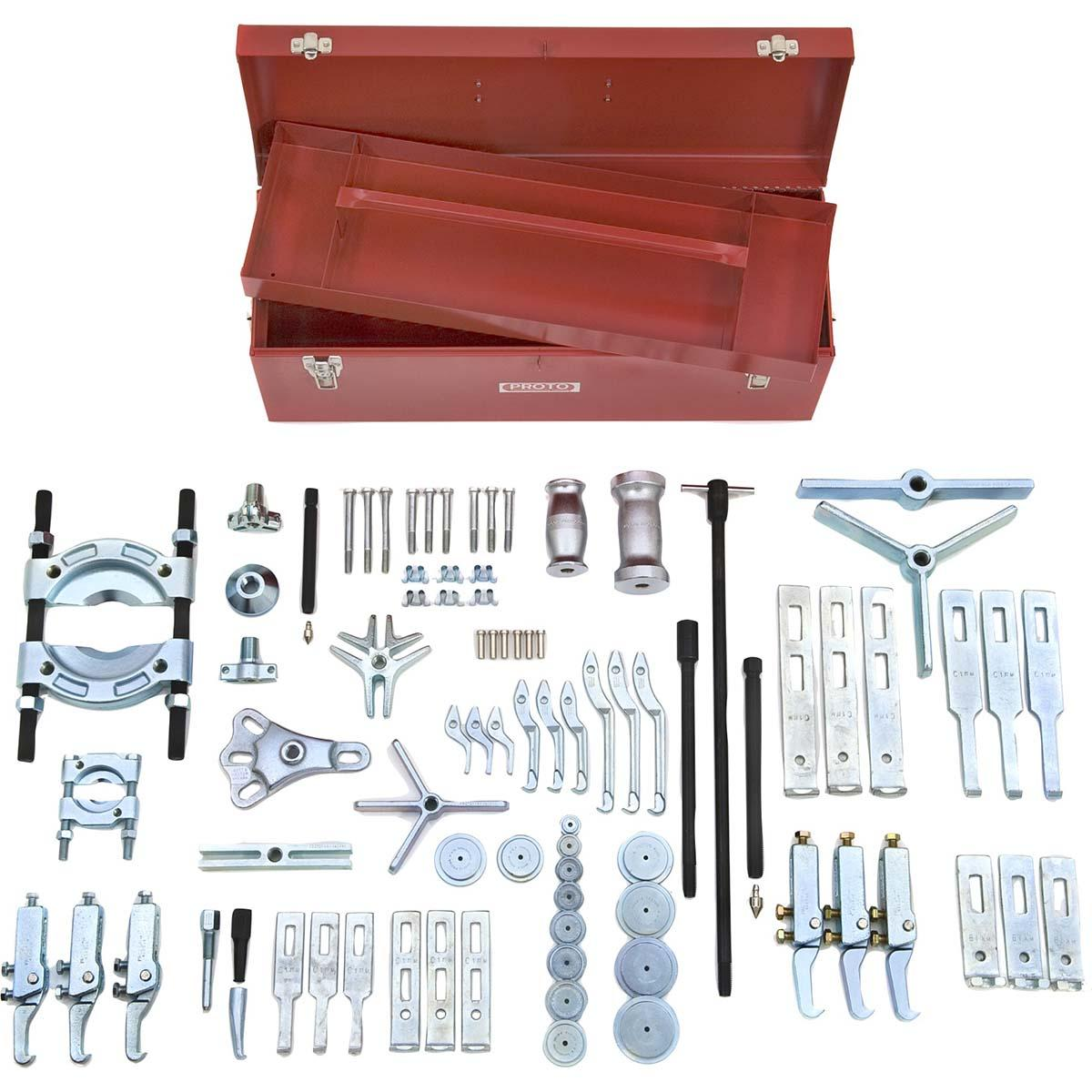 Proto® Proto-Ease™ Master Puller Set (With Box)