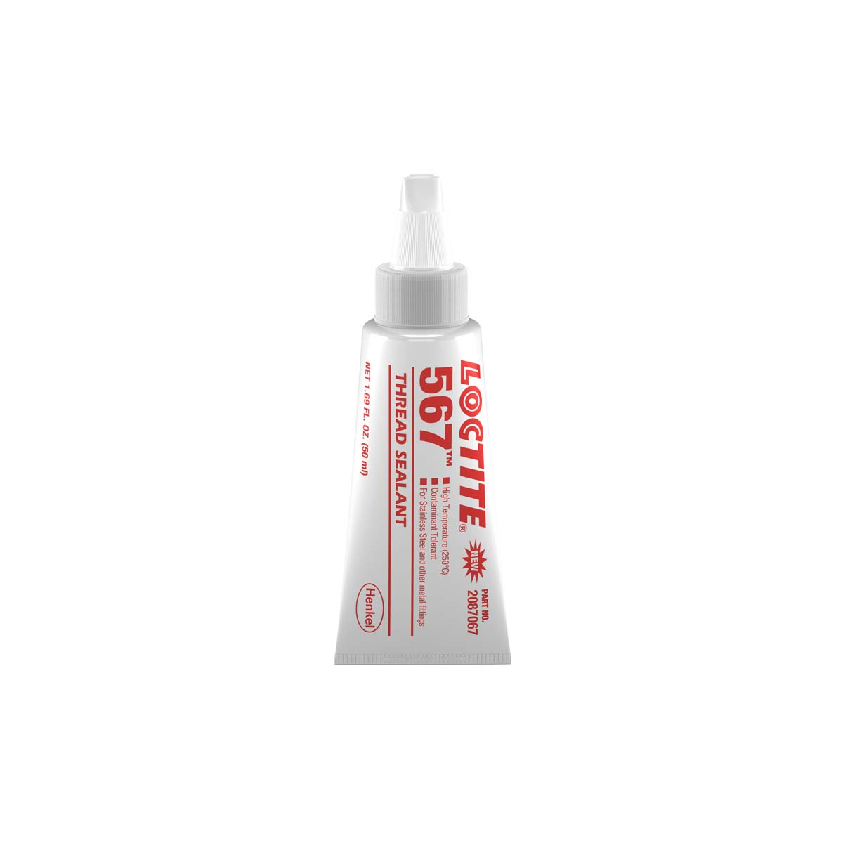 Loctite® 567™ Thread Sealant with PTFE 50 ml