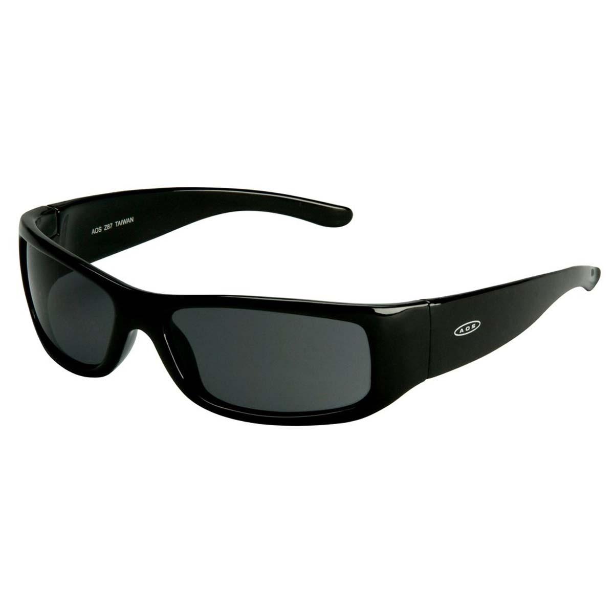 "3Mâ""¢ Moon Dawgâ""¢ Protective Eyewear 11215-00000-20 Gray Anti-Fog Lens, Black Frame"