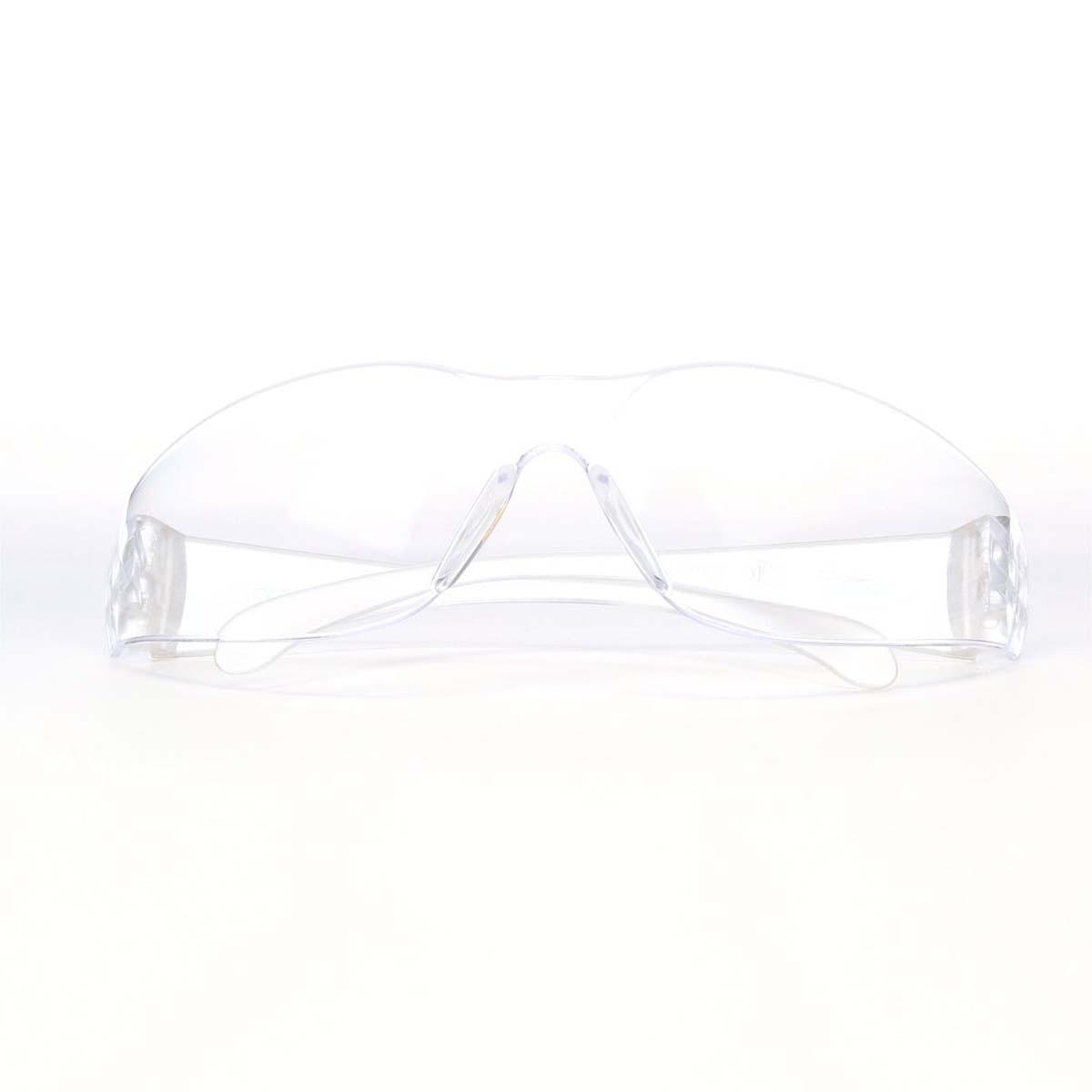 3M Virtua Protective Eyewear 11326-00000-100 Clear Temples Clear Hard Coat Lens