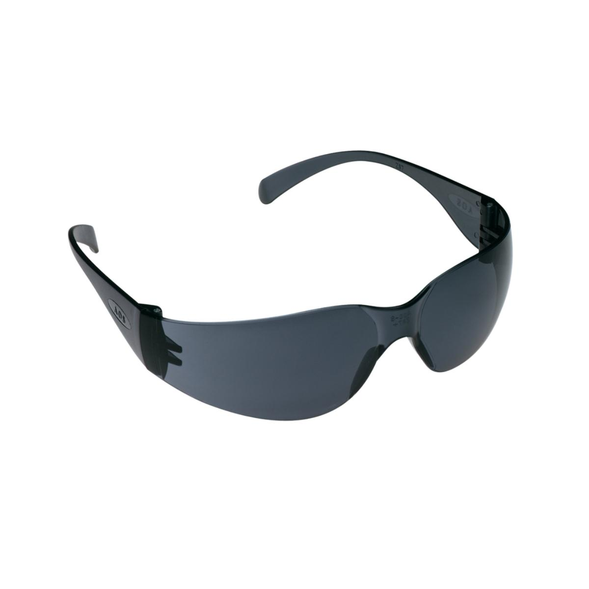 3M Virtua Protective Eyewear 11327-00000-20 Gray Hard Coat Lens, Gray Temple