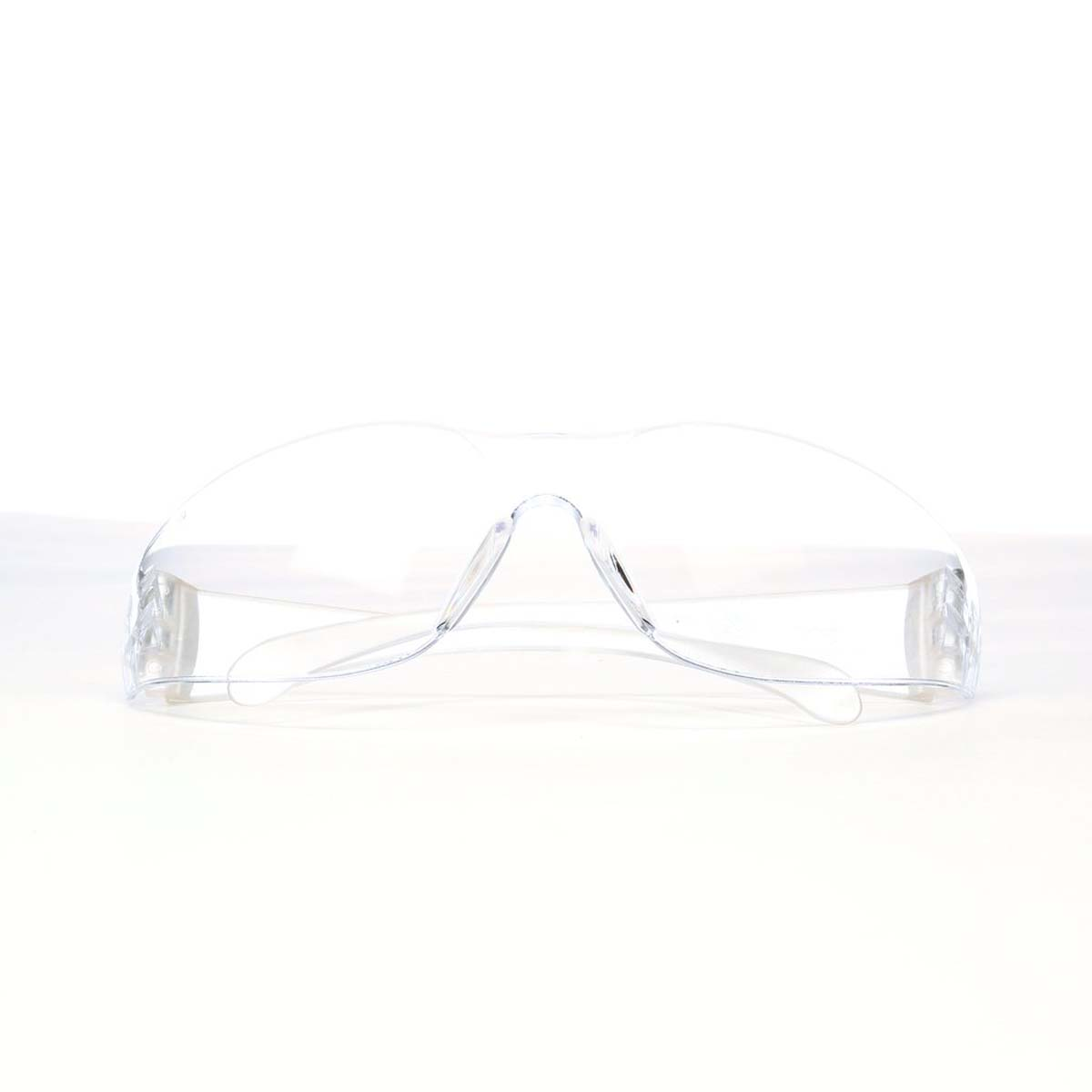 3M Virtua Protective Eyewear 11329-00000-20 Clear Anti-Fog Lens, Clear Temple
