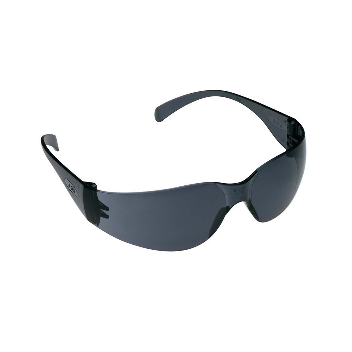 3M Virtua Protective Eyewear 11330-00000-20 Gray Anti-Fog Lens, Gray Temple