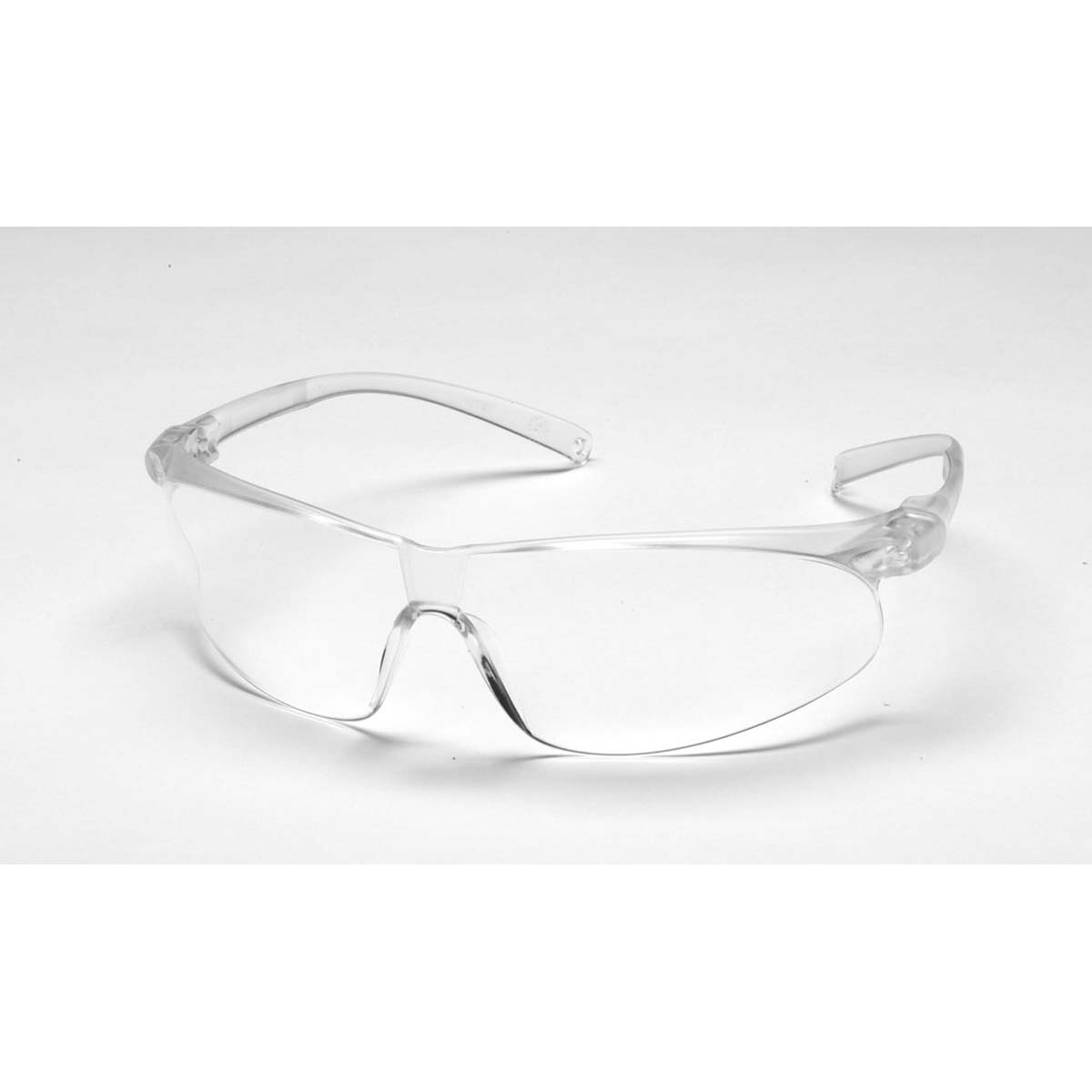 "3Mâ""¢ Virtuaâ""¢ Sport Protective Eyewear 11384-00000-20 Clear Anti-Fog Lens, Clear Temple"