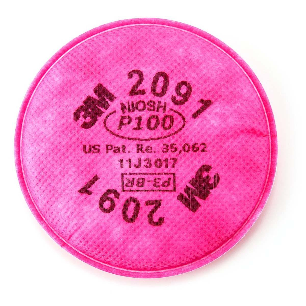 """3Mâ""""¢ Particulate Filter 2091/07000(AAD), P100"""