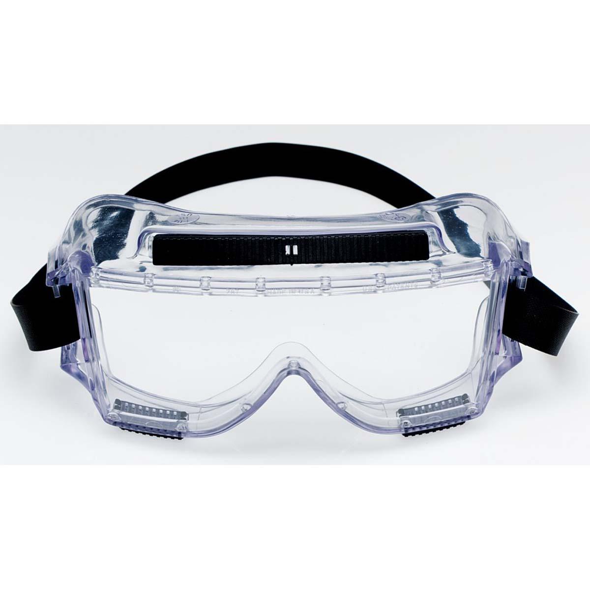 "3Mâ""¢ Centurionâ""¢ Splash Safety Goggles 454, 40304-00000-10 Clear Lens,"
