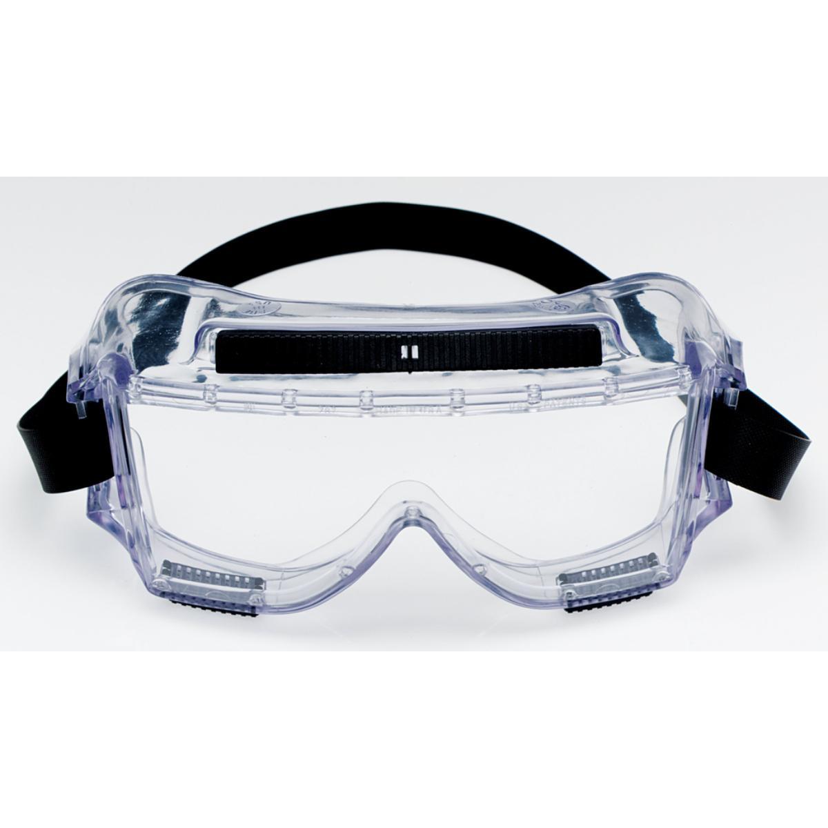 """3Mâ""""¢ Centurionâ""""¢ Splash Safety Goggles 454AF 40305-00000-10, Clear Anti-Fog Lens,"""