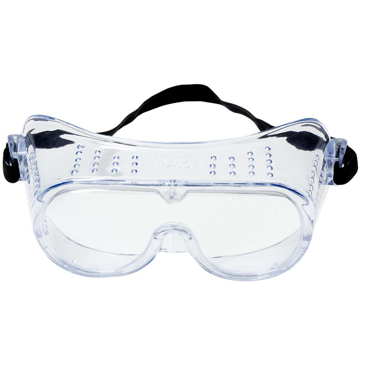 "3Mâ""¢ 332 Impact Safety Goggles 40650-00000-10, Clear Lens,"