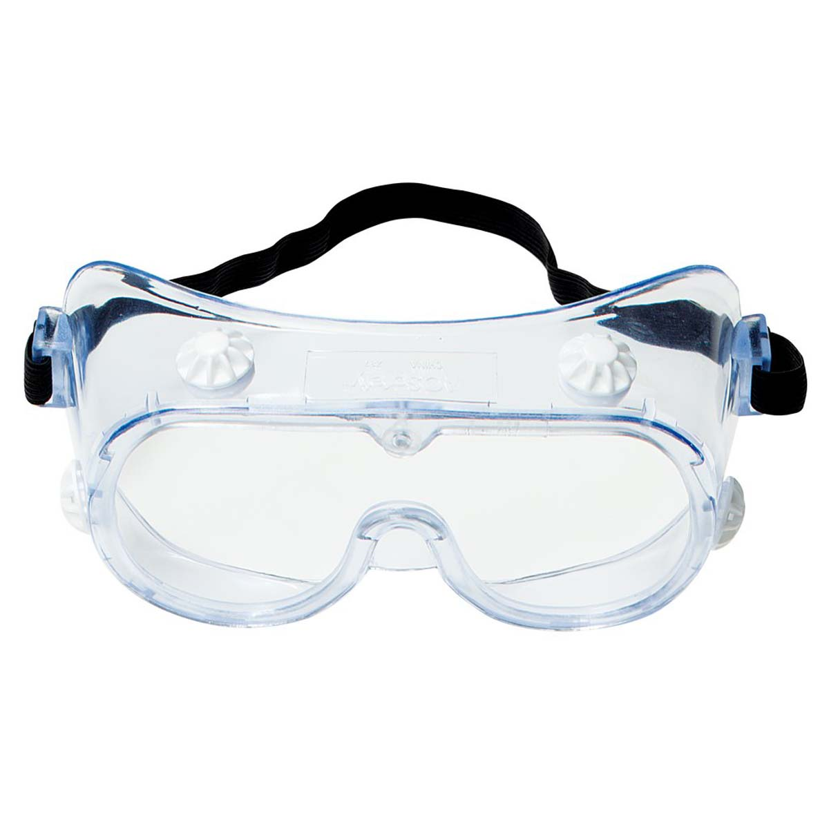 "3Mâ""¢ 334 Splash Safety Goggles 40660-00000-10, Clear Lens,"