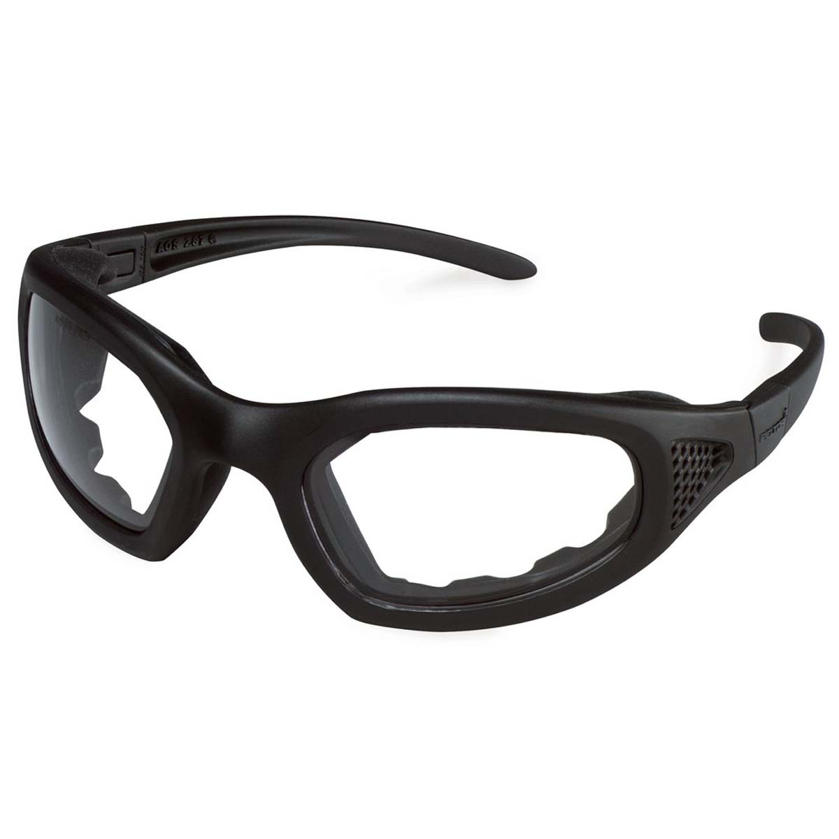 "3Mâ""¢ Maximâ""¢ 2x2 Safety Goggles 40696-00000 Clear Anti-Fog Lens, Black Frame, Strap, Side Venting"