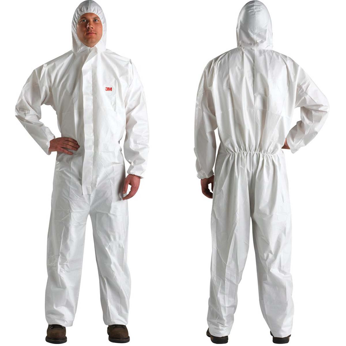 """3Mâ""""¢ Disposable Protective Coverall Safety Work Wear 4510-BLK-XXL"""