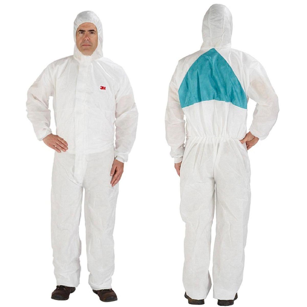 """3Mâ""""¢ Disposable Protective Coverall Safety Work Wear 4520-BLK-XXL"""