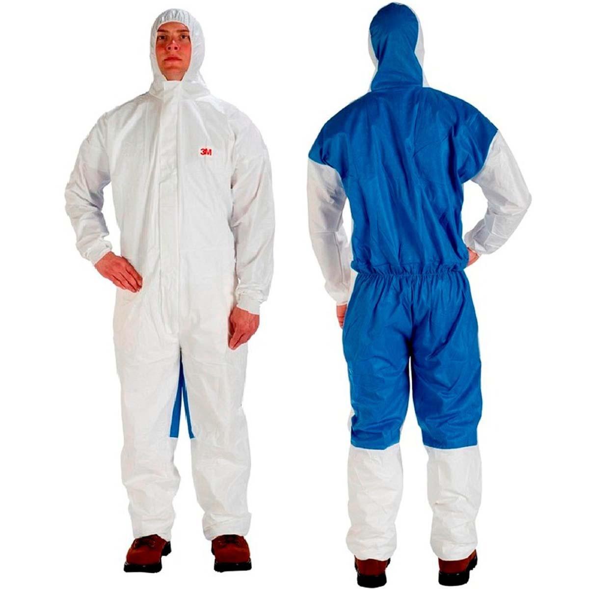 """3Mâ""""¢ Disposable Protective Coverall Safety Work Wear 4535-XL"""