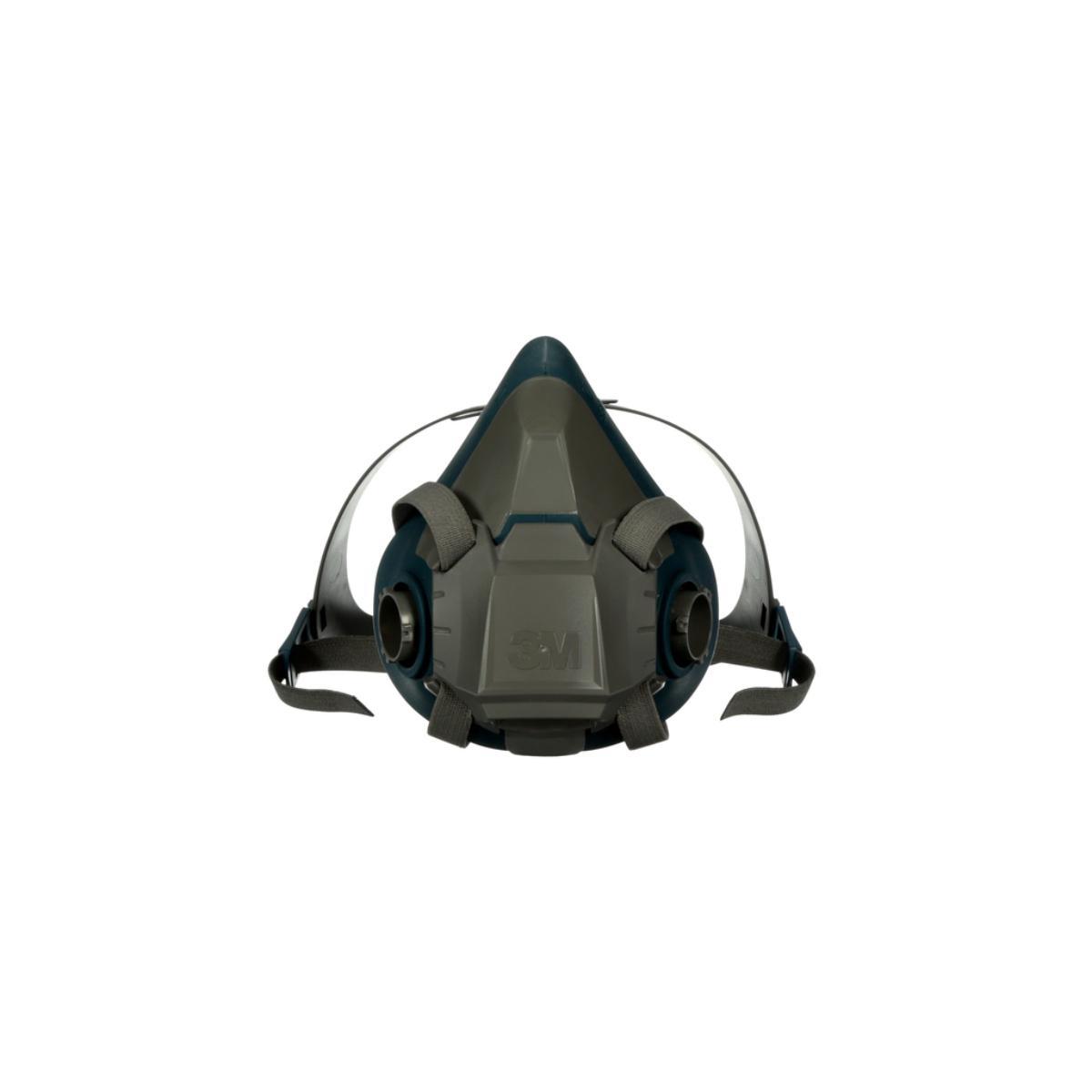 """3Mâ""""¢ Rugged Comfort Half Facepiece Reusable Respirator 6503/49491 Large"""