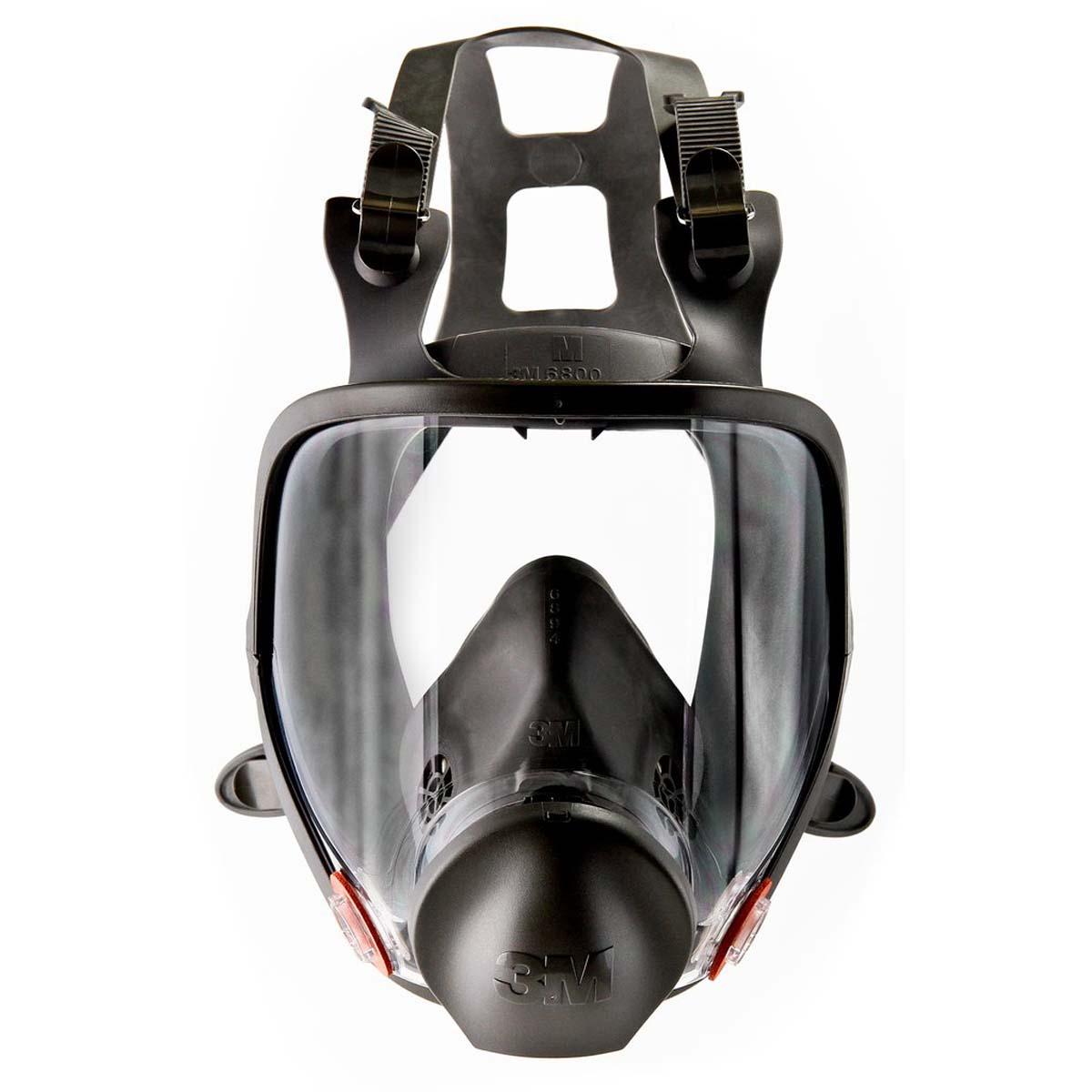 """3Mâ""""¢ Full Facepiece Reusable Respirator 6900 Large"""