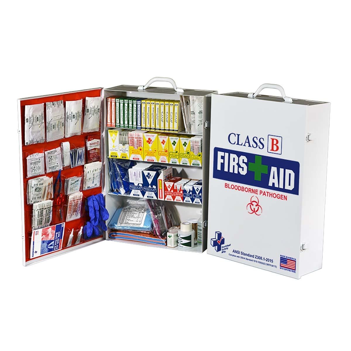 Class B Cabinet - 4-Shelf Cabinet