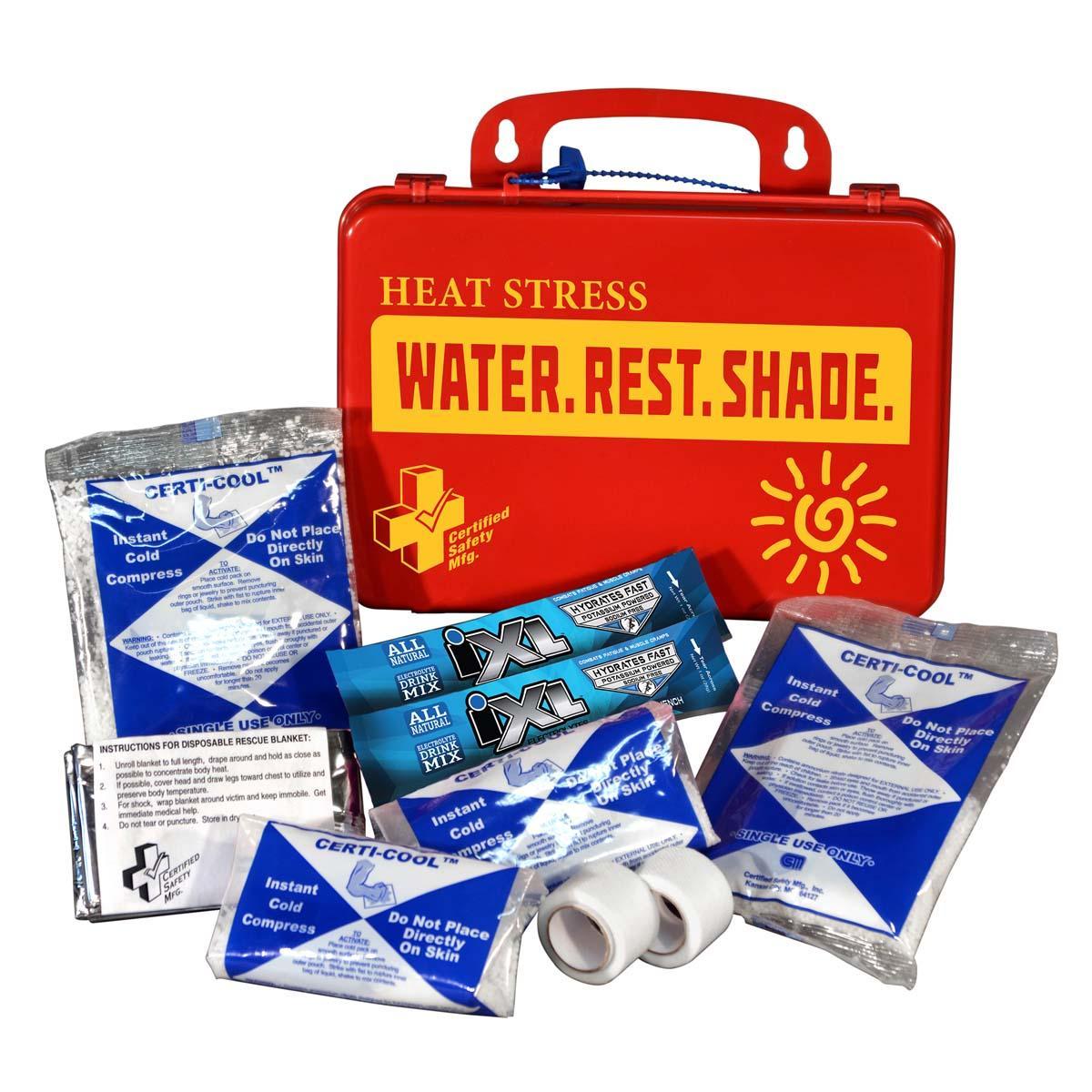 Heat Stress Kit