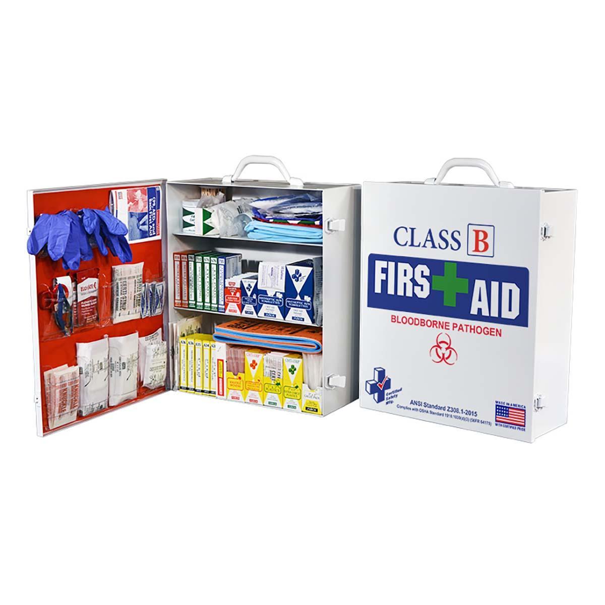 Class B Cabinet - 3-Shelf Cabinet