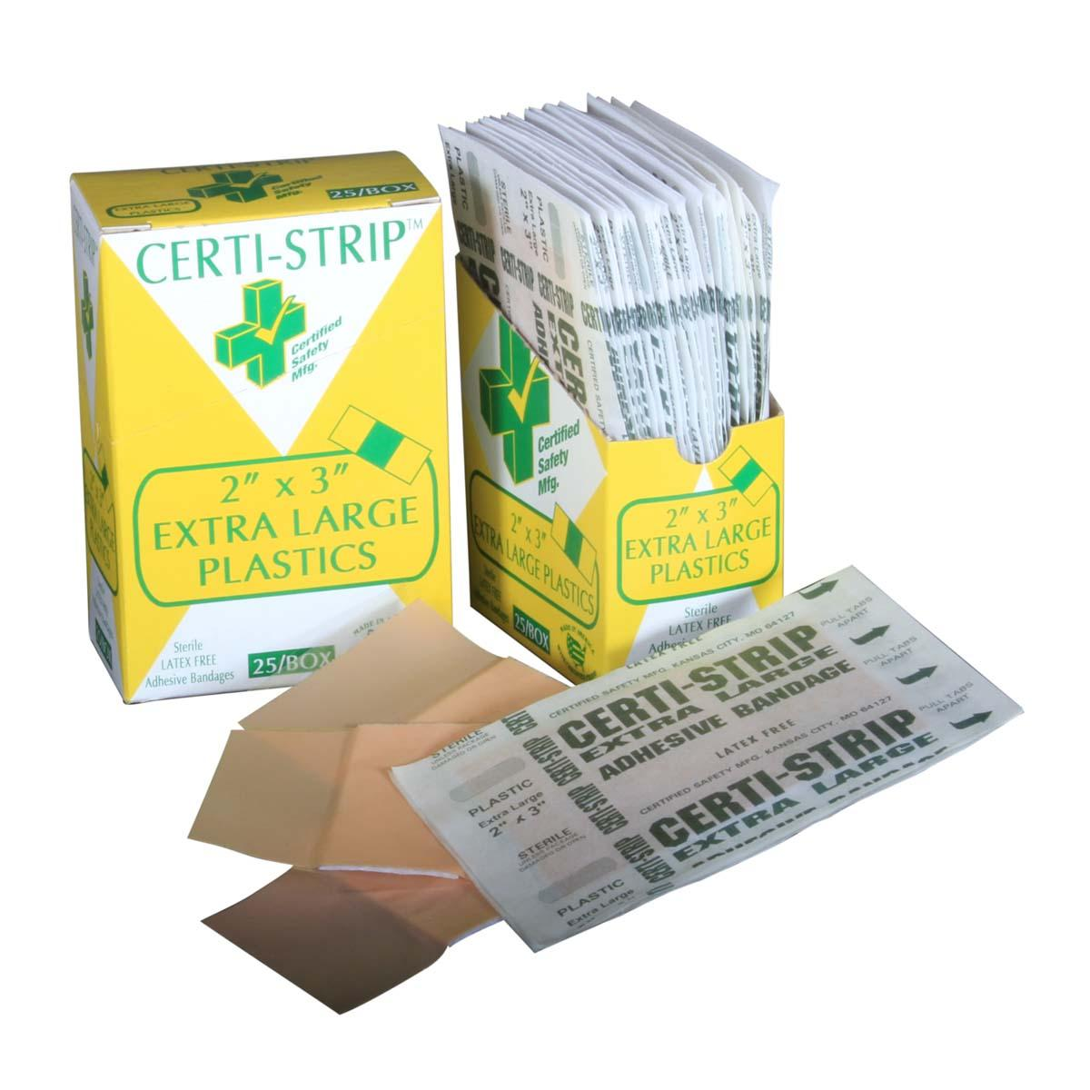 Adhesive Bandages - Plastic