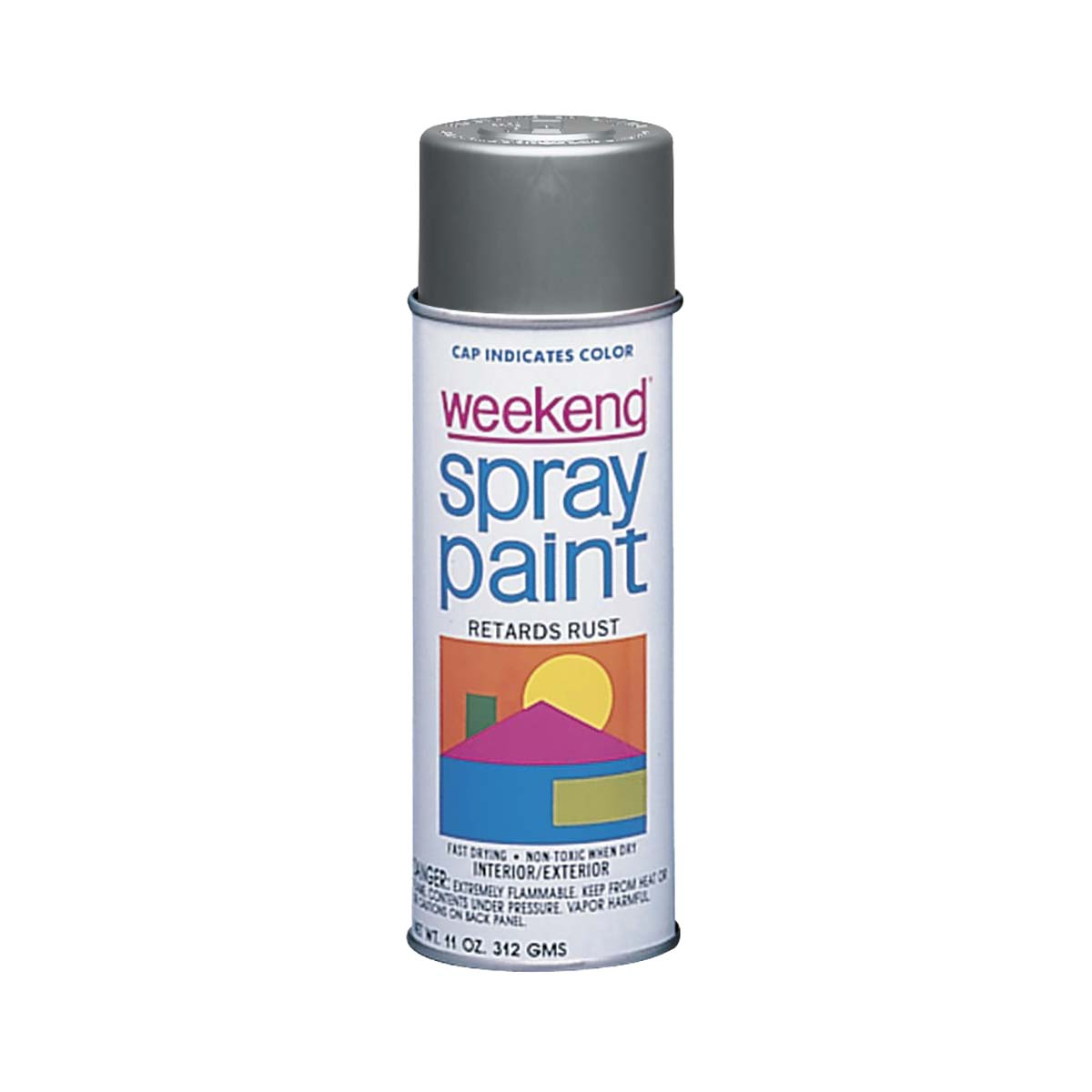 "Weekendâ""¢ Economy Paints, Chrome Aluminum"