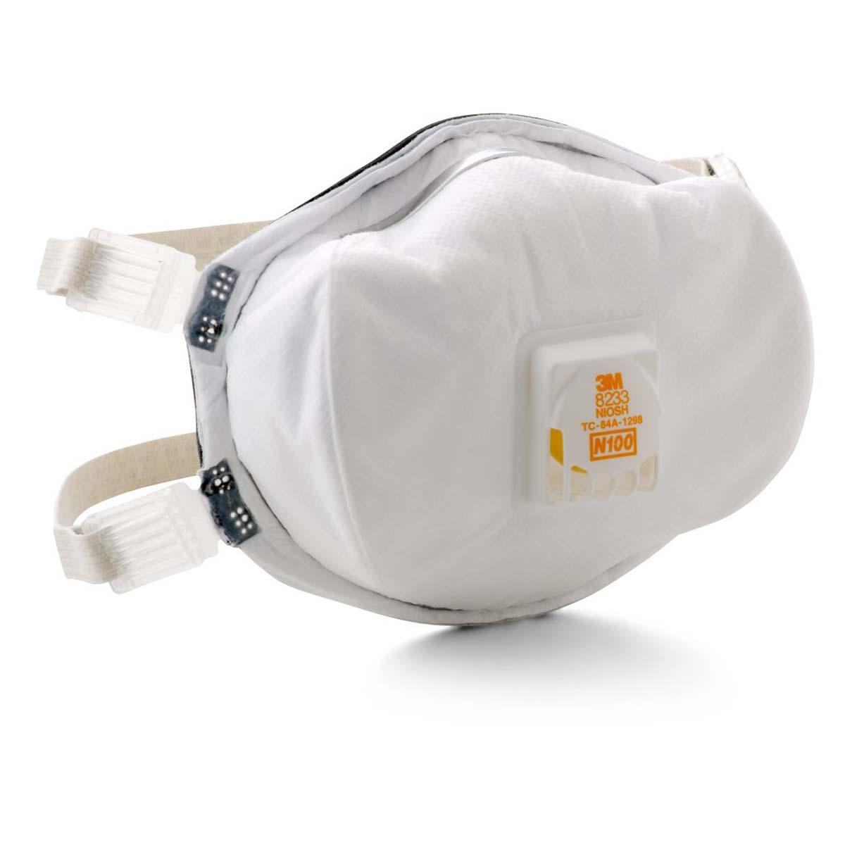 """3Mâ""""¢ Particulate Respirator 8233, N100"""