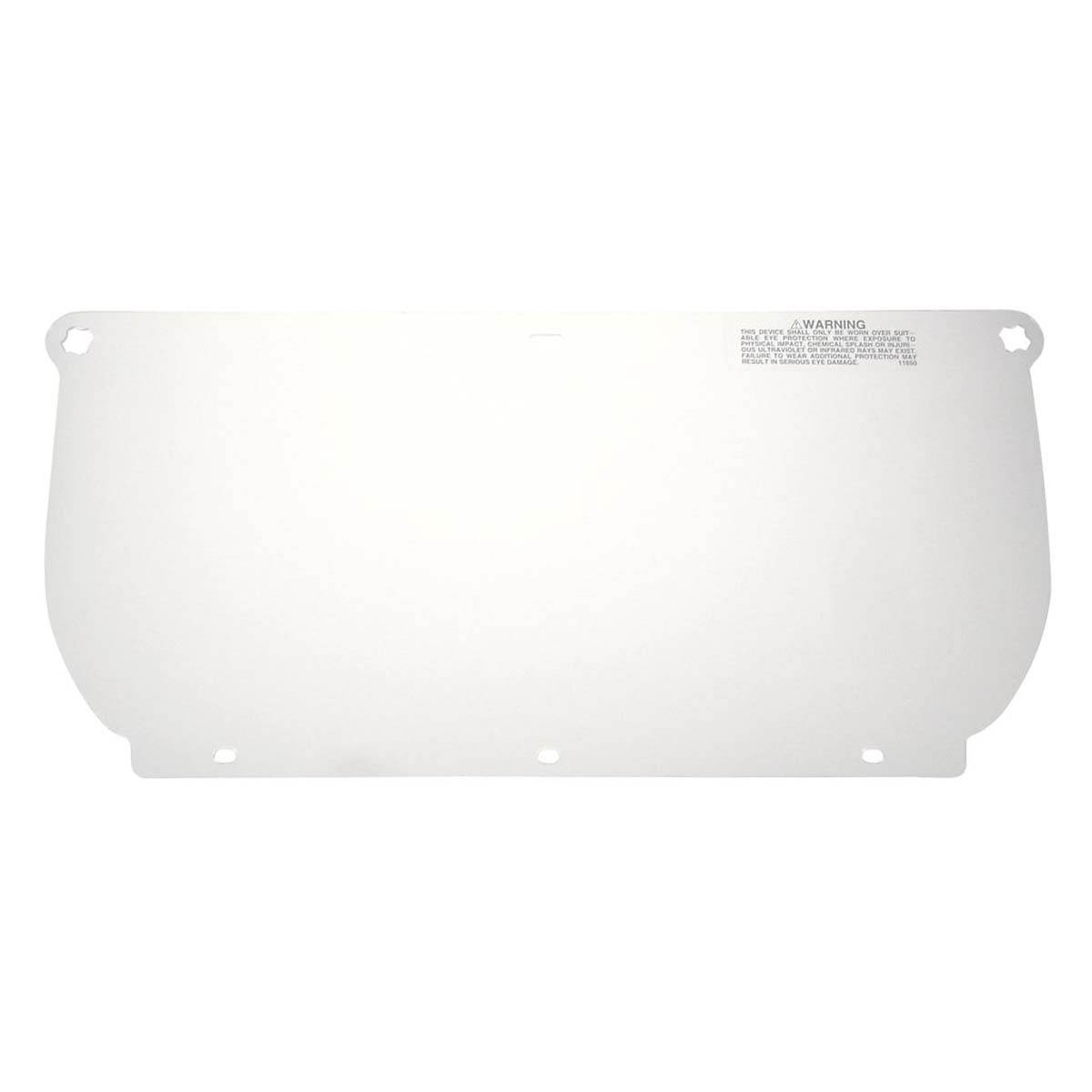 "3Mâ""¢ Clear Polycarbonate Faceshield WP98, 82543-00000, Flat Stock"