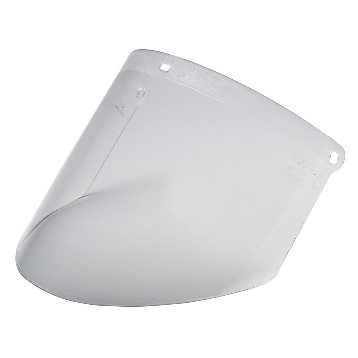 "3Mâ""¢ Clear Polycarbonate Faceshield WP96, 82701-00000, Molded"
