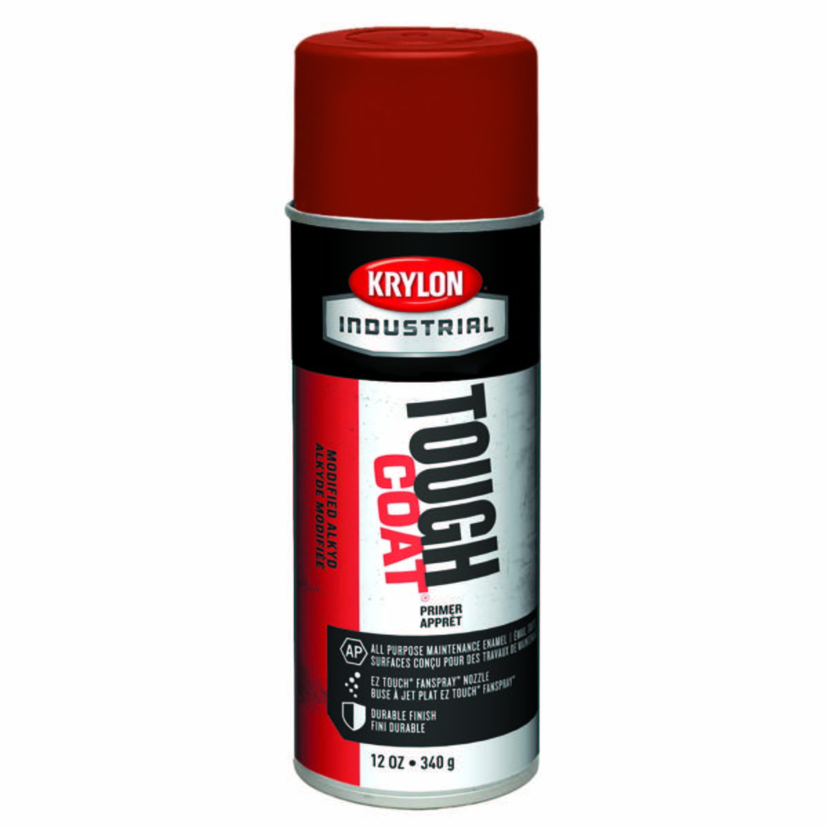 Tough Coat® Acylic Enamel, Red Oxide Rust Control Primer