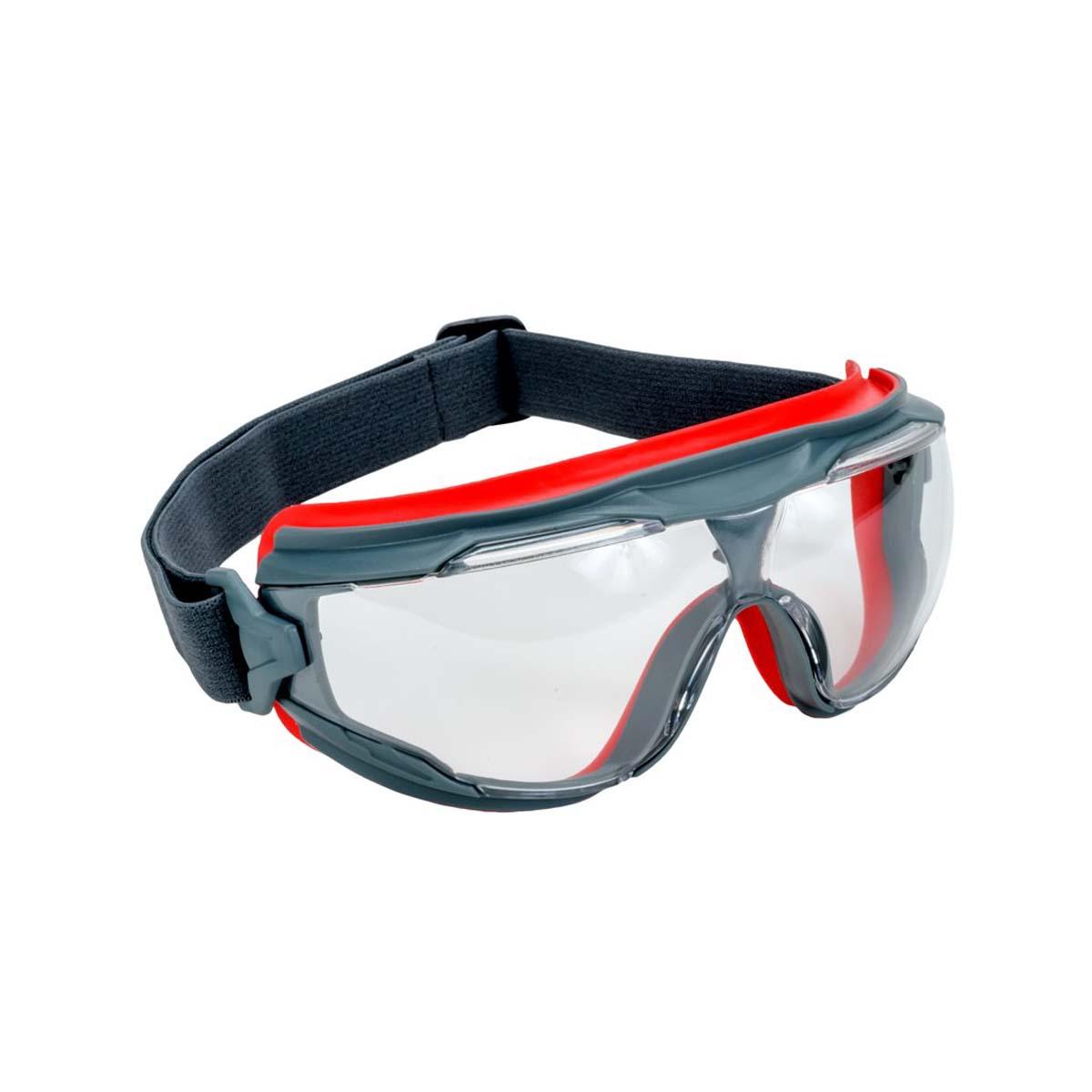 "3Mâ""¢ Goggle Gear 500-Series GG501SGAF, Clear Scotchgardâ""¢ Anti-fog lens"