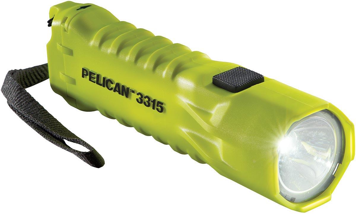 3315C 3AA LED UL/IECEx Yellow