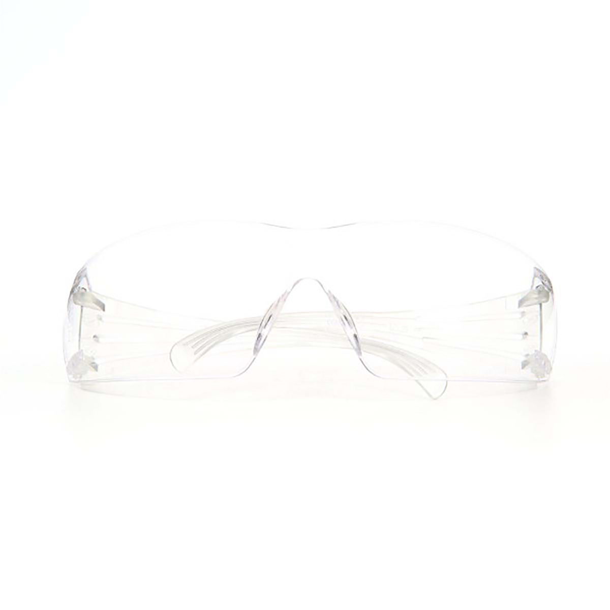 "3Mâ""¢ SecureFitâ""¢ Protective Eyewear SF201AF, Clear Lens,"