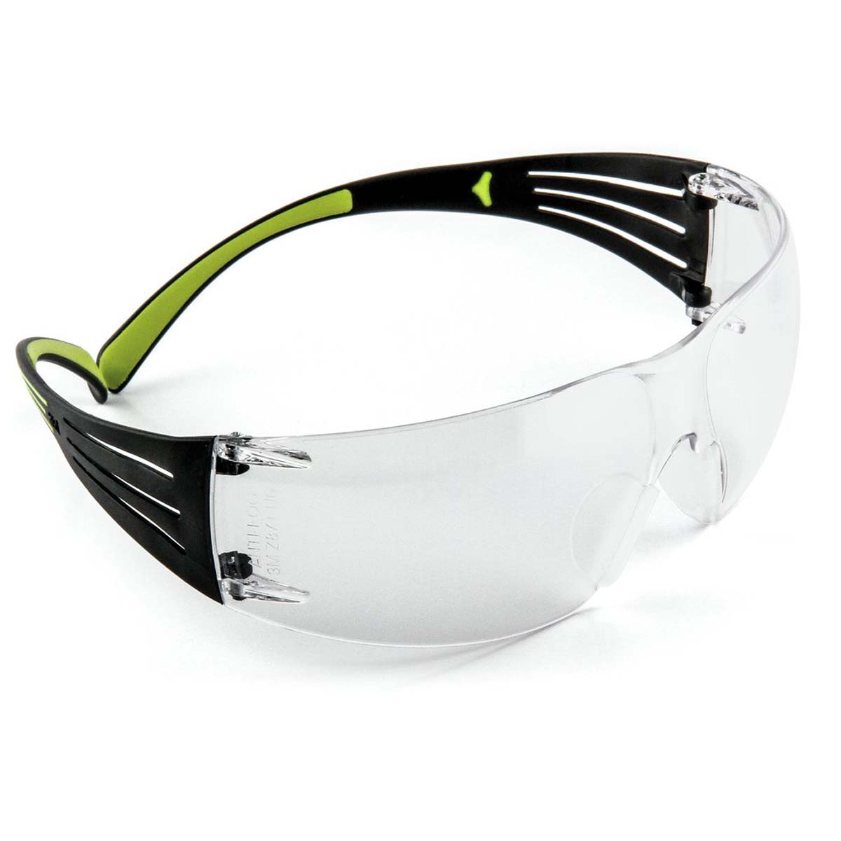 "3Mâ""¢ SecureFitâ""¢ Protective Eyewear SF401AF, Clear Anti-fog Lens,"