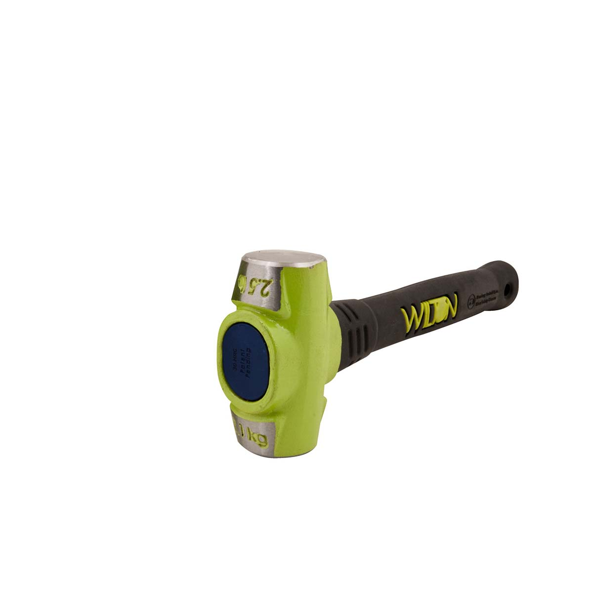 "2-1/2 LB, 12"" BASH SLEDGE HAMMER (30HRC)"