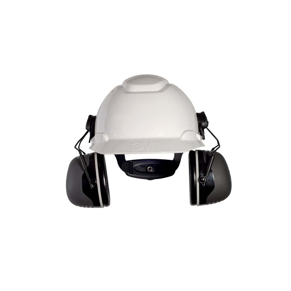 3M PELTOR Cap-Mount Earmuffs X5P3E/37279(AAD) 10 EA/Case