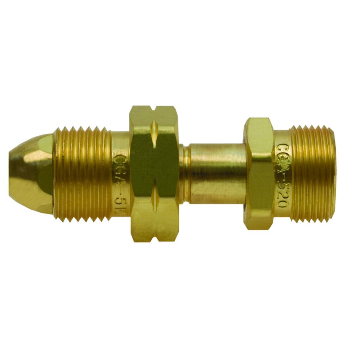 A, CYL ADAPTOR, CGA-510 X 520 (WE 315)