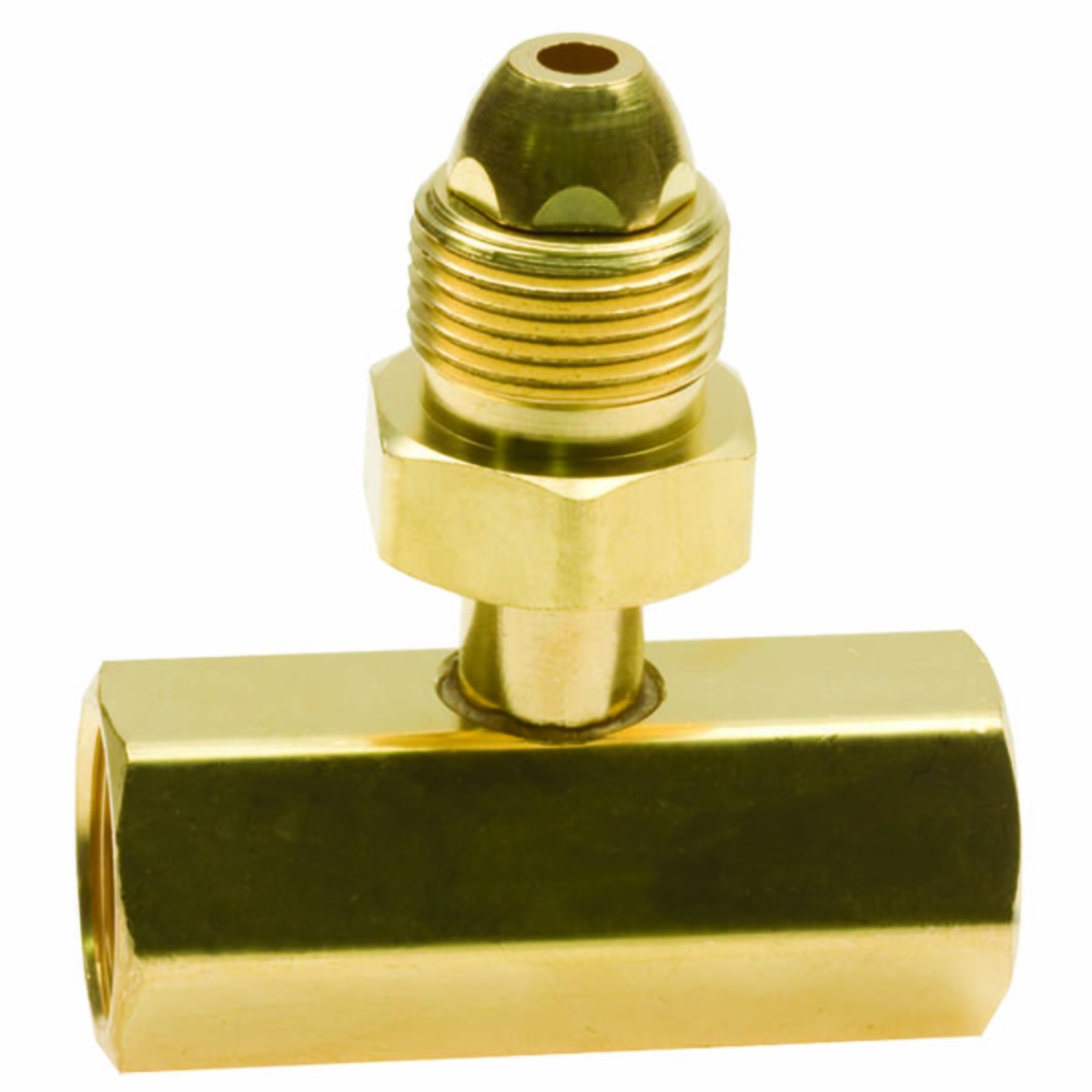 TEE-COUPLER, 580, AR/HE/N2 (WE T-92)
