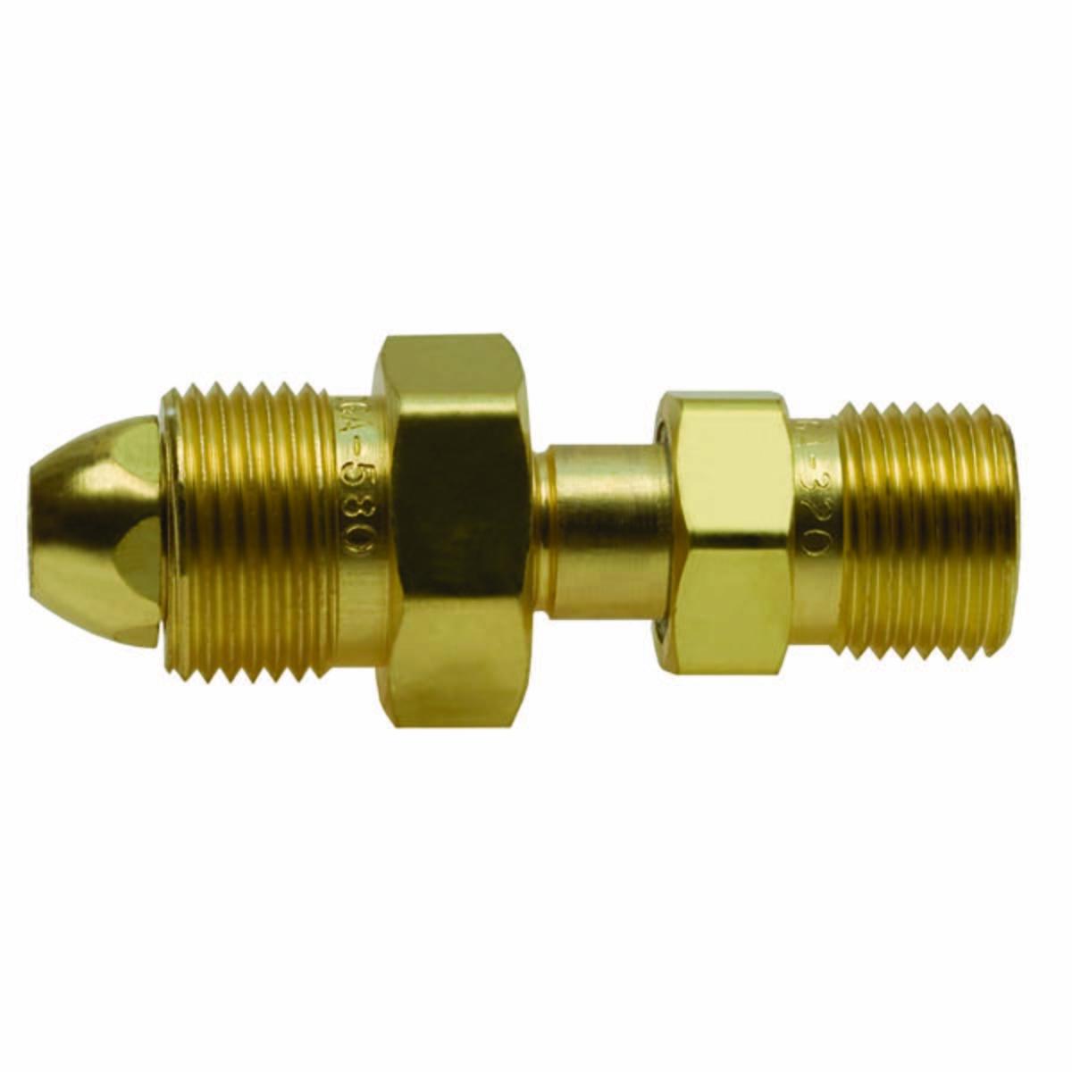A, CYL ADAPTOR, CGA-580 X 320 (WE 810)