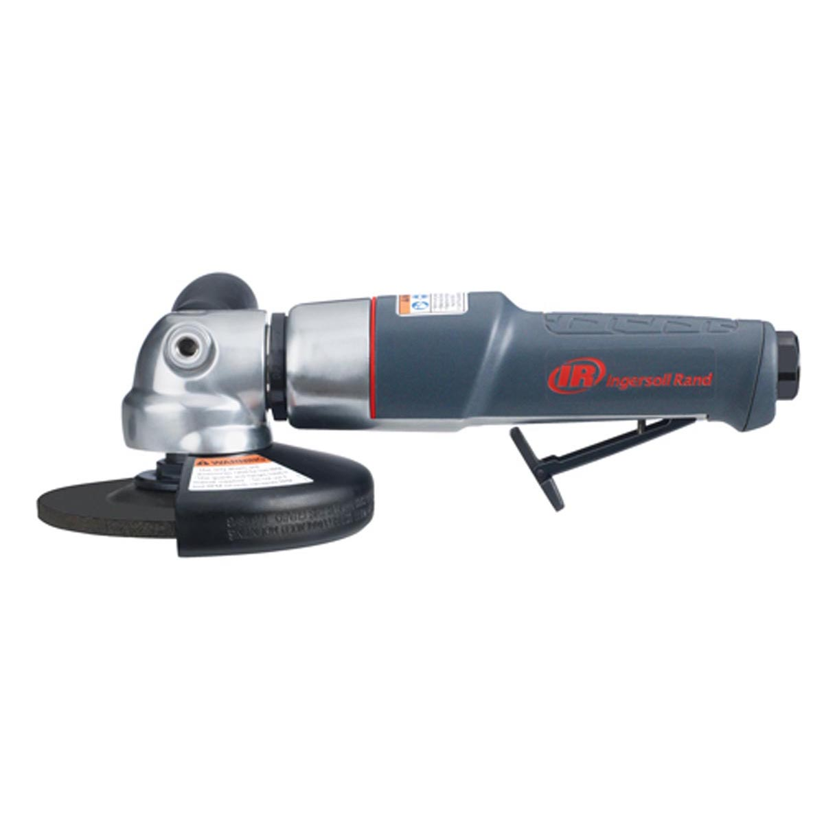 4.5-In Wheel Heavy Duty Air Angle Grinder - 12,000 RPM, 0.88-HP Motor, 3.5 Lbs