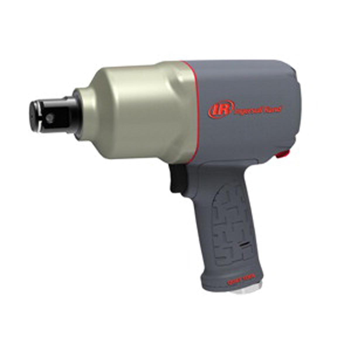 1-In Drive Quiet Titanium Impact Wrench - 1,350 Ft-Lbs Max Torque