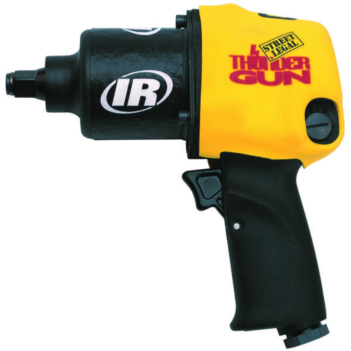 1/2-In Street Legal Thunder Gun Air Impact Wrench - 625 Ft-Lbs Max Torque