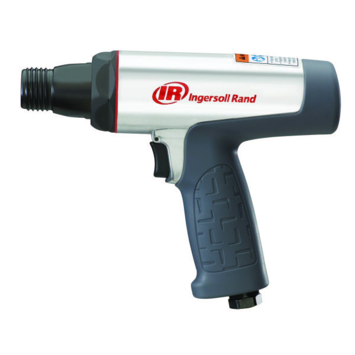 Low Vibration Short Barrel Air Hammer - 2.63-In Stroke with 3,500 Blows Per Minute