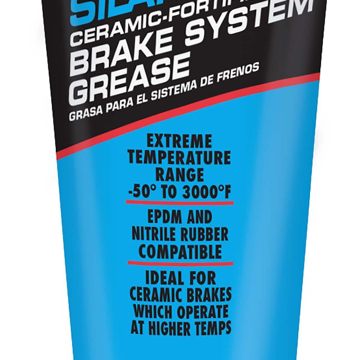 Silaramic® Brake System Grease, 5 Wt Oz